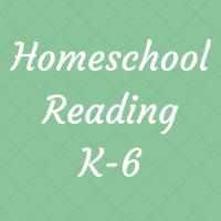 Homeschool Reading K-6 Image