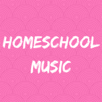 Homeschool Music Button Image