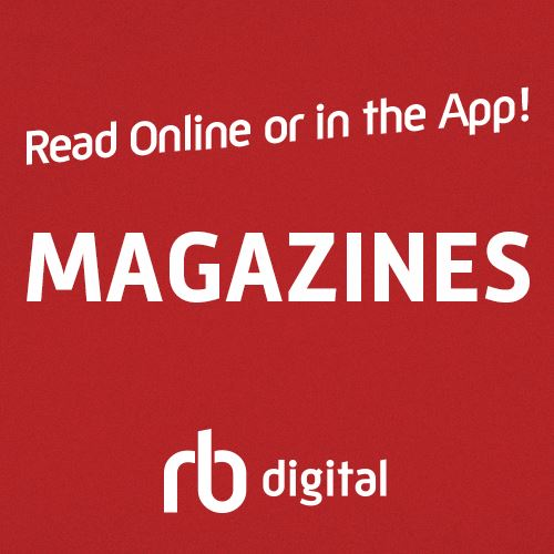 RB Digital Magazines Button